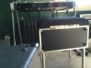 Pedal Steel Seat - Accessories - Steel Guitar Seats
