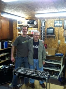 Billy Knowles and Casey James - Pedal Steel Shop