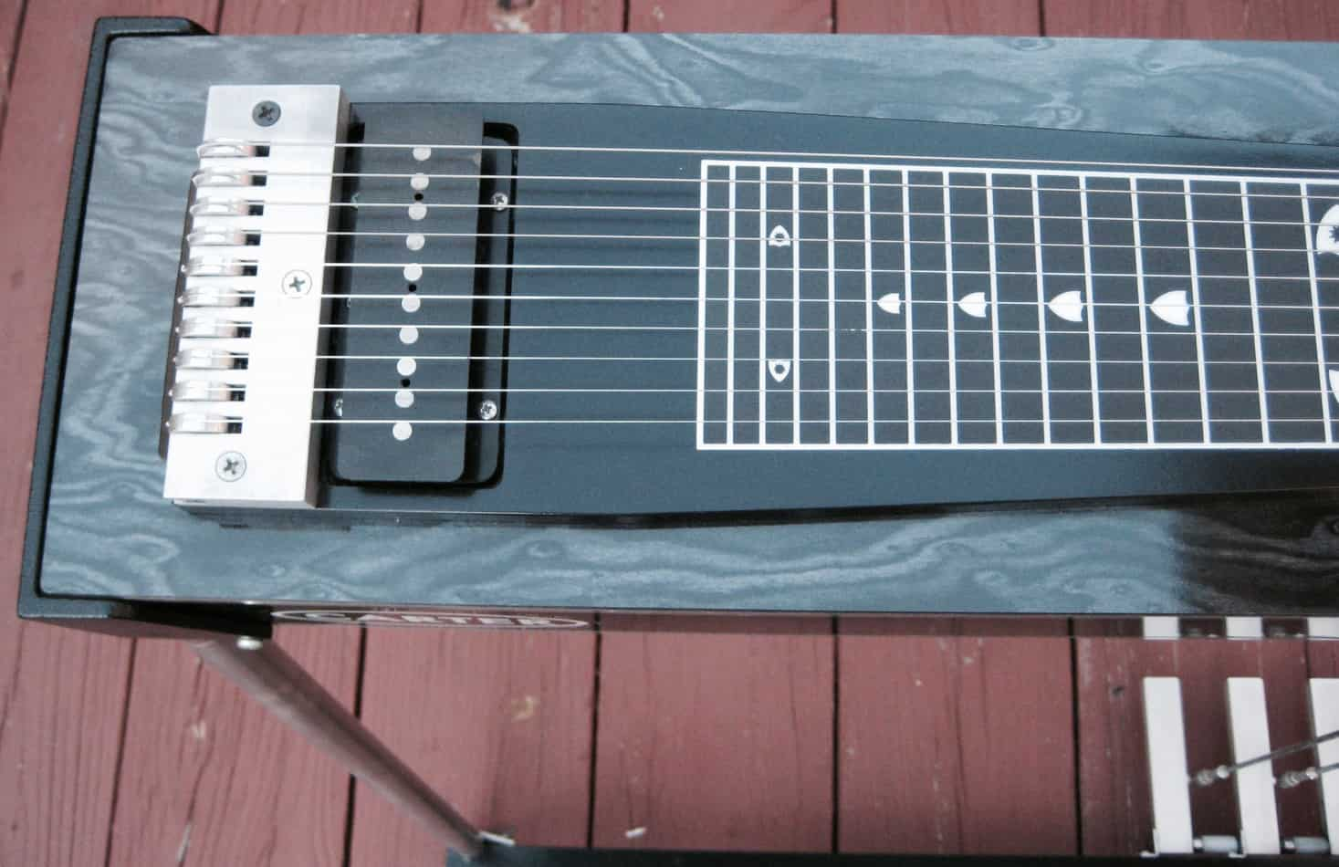 Making the Switch From Electric Six-String to Pedal Steel Guitar