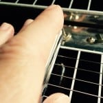Pedal Steel Bar Control - Moving and Stopping