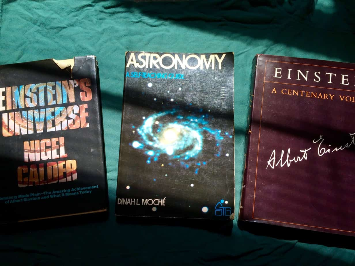Buddy Emmons - Einstein and Astrology Books
