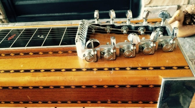 Classic Recordings with Pedal Steel