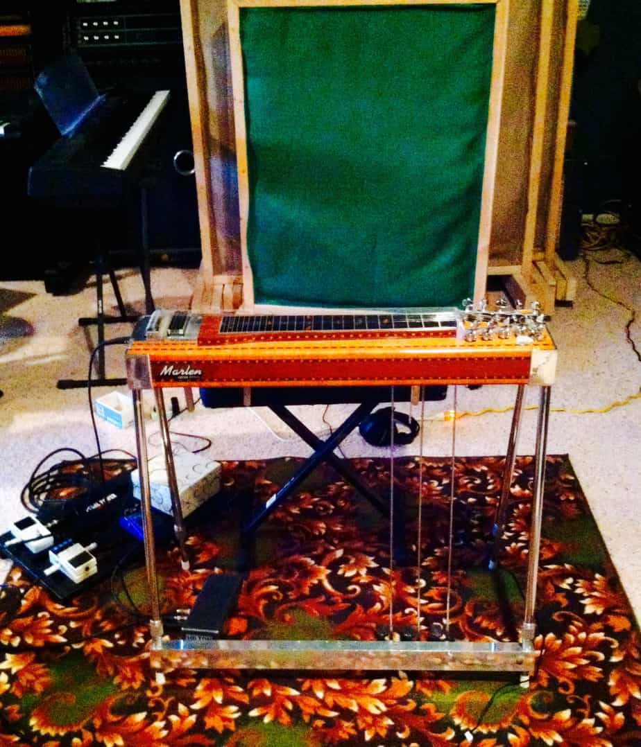Instructional Materials and Books for Pedal Steel