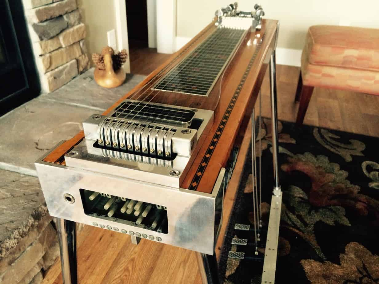 Steel Guitar Audio
